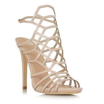 #Shoes #Nude #HighHeels #TsakirisMallas