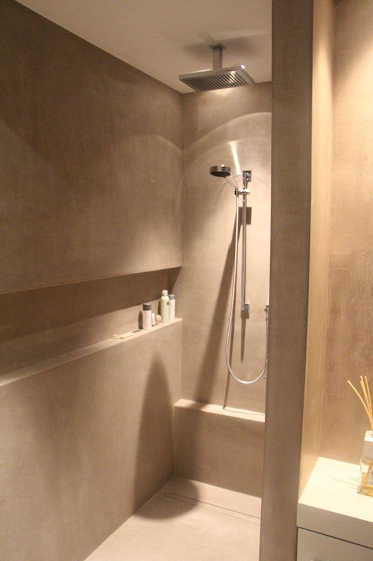 modern shower room design inspiration bycocoon.com | sturdy stainless steel bathroom taps | stylish shower sets by COCOON | also available on inoxtaps.com | bathroom design and renovation | Dutch Designer Brand COCOON