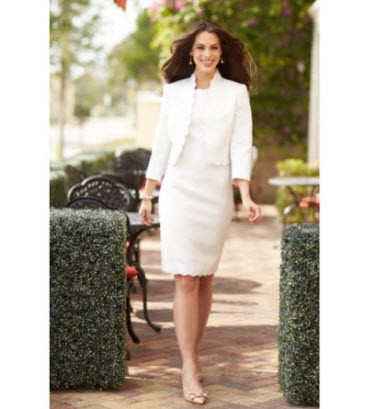 Suit yourself! Enter now to win your suit wardrobe worth $500! #belk125