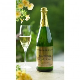 Carolina Highland Sparkling Apple Cider