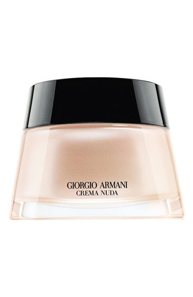 Giorgio Armani 'Crema Nuda' Tinted Cream available at #Nordstrom