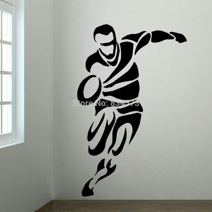 14 best rugby images on pinterest bedroom ideas bedroom for Boys rugby bedroom ideas