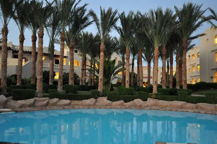 Rixos Sharm El Sheikh #pool #summer #hotel #egypt #trees