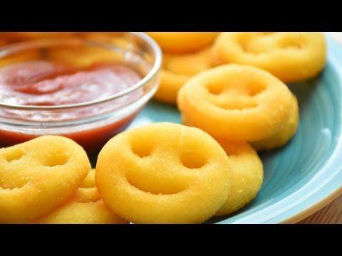 Faccine di patate - Ricetta di Fidelity Cucina - YouTube