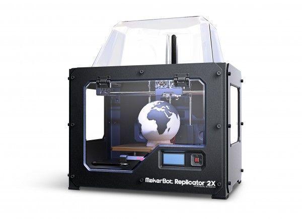 #3D Drucker #MakerBot #MP04952EU   MakerBot Replicator 2X Fused Deposition Modeling (FDM) Schwarz 3D-Drucker  ABS 1.75mm, zwei Düsen3D Drucker MakerBot Replicator 2X, ABS 1.75mm, Druckgrösse 246(B) x 152(T) x 155 (H) mm    Hier klicken, um weiterzulesen.  Ihr Onlineshop in #Zürich #Bern #Basel #Genf #St.Gallen