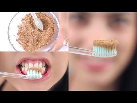 Doğal Diş Beyazlatma Nasıl Yapılır? - 2. Yöntem - YouTube