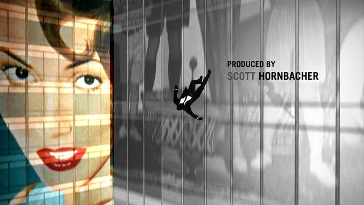 '60s model sues 'Mad Men' for using her photo in opening sequence