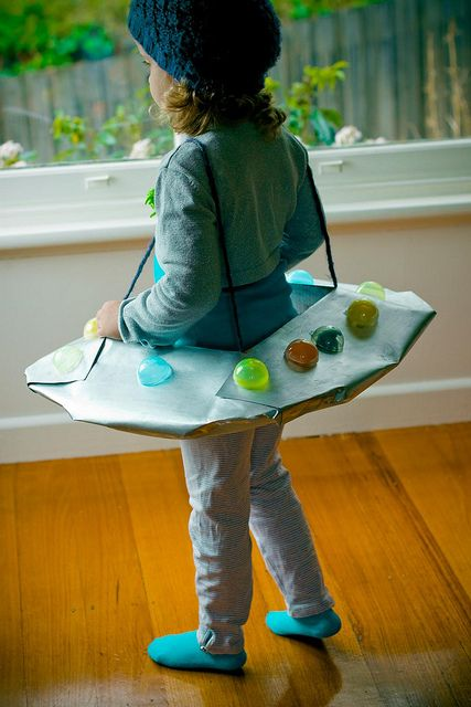flying saucer costume