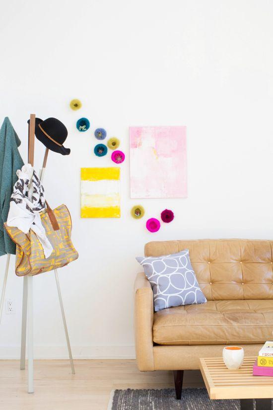 41 best Décoration pour murs blancs images by Ma Maison Mon Jardin ...