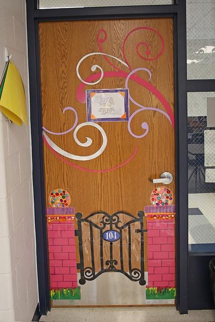 Classroom Decoration Ideas Quote ~ Learning door childrens activities teacher