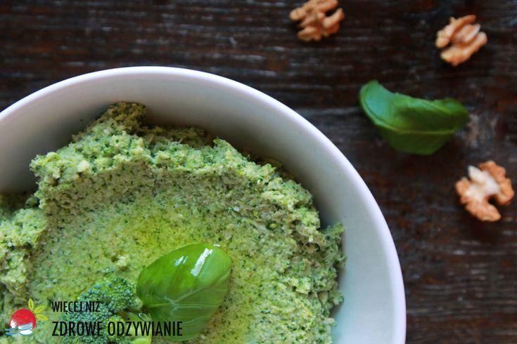 Brokułowe pesto