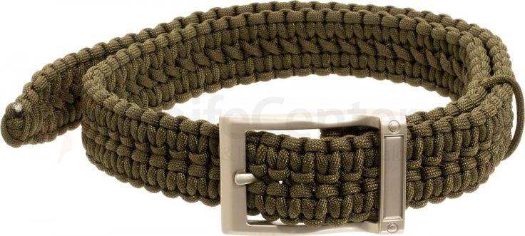 Paracord survival belt by Timerline