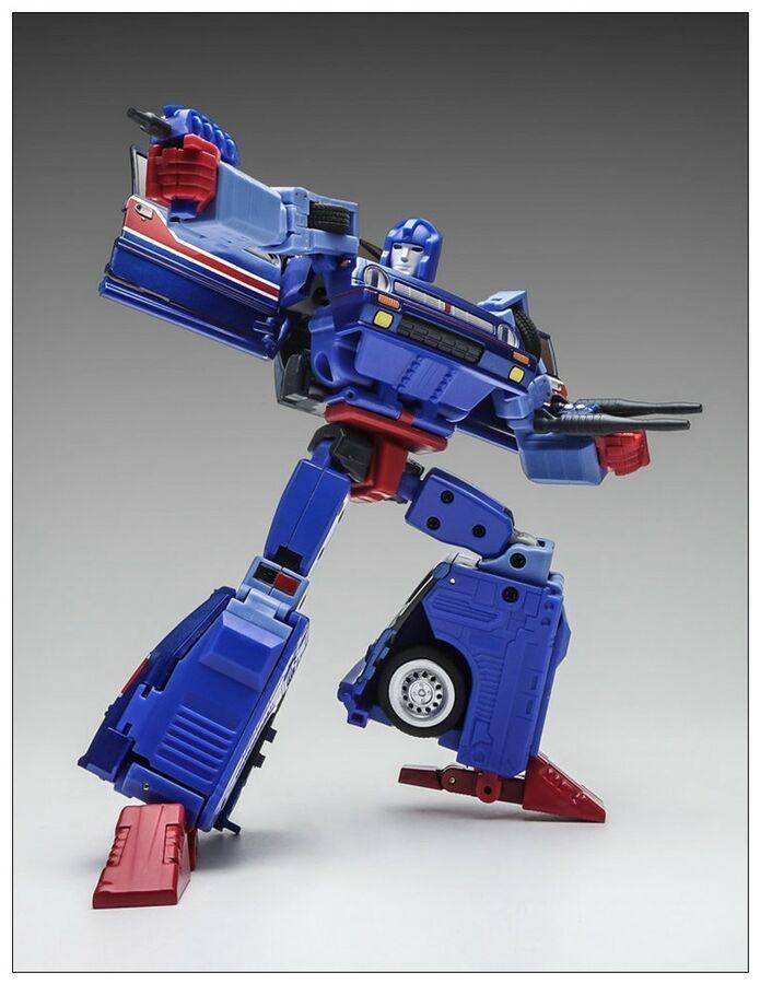 New Transformers toy X-Transbots MX-17 MX-XVII Savant G1 Skids instock