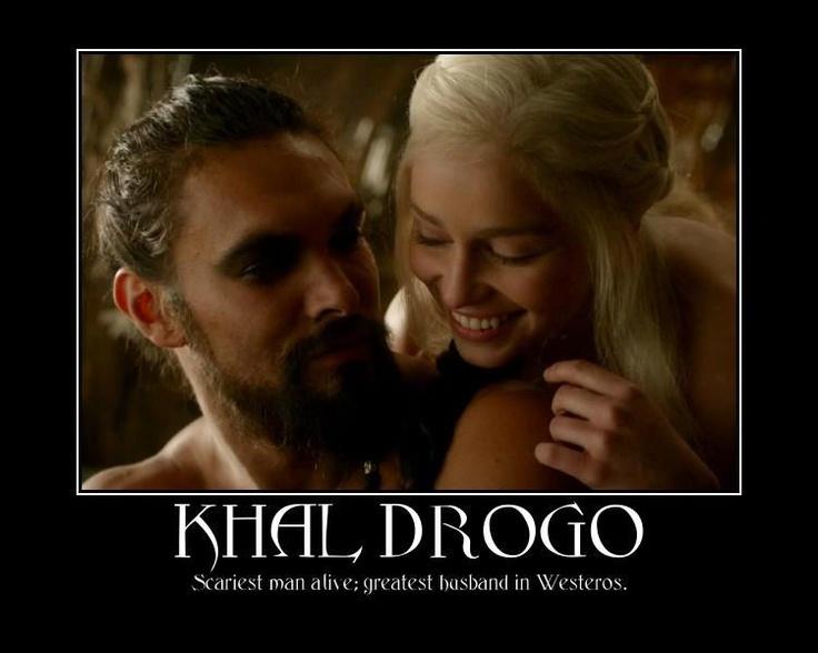 Khal Drogo #GameOfThrones