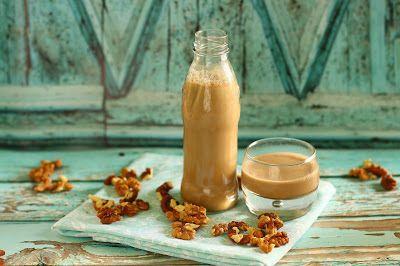 GLASS -növényi italkészítő automatával készítettem el ezt a tejet is . Ha a gépre vagytok kíváncsiak, akkor i dekattintsatok . Ha...