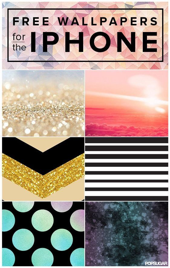 30+ Pretty iPhone Wallpapers That Don't Cost a Thing
