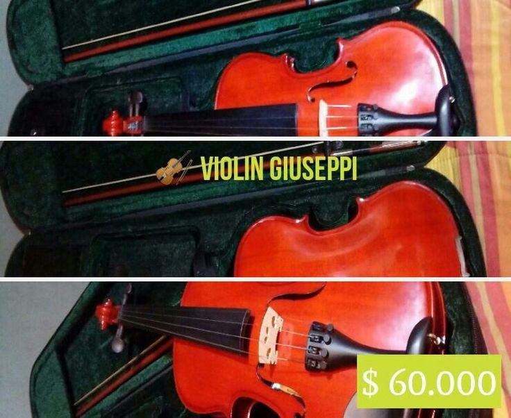 """Instrumento musical """"casi nuevo"""" se vende por no uso! Maleta incluida!"""