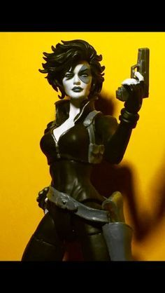 Domino (Marvel Legends) Custom Action Figure