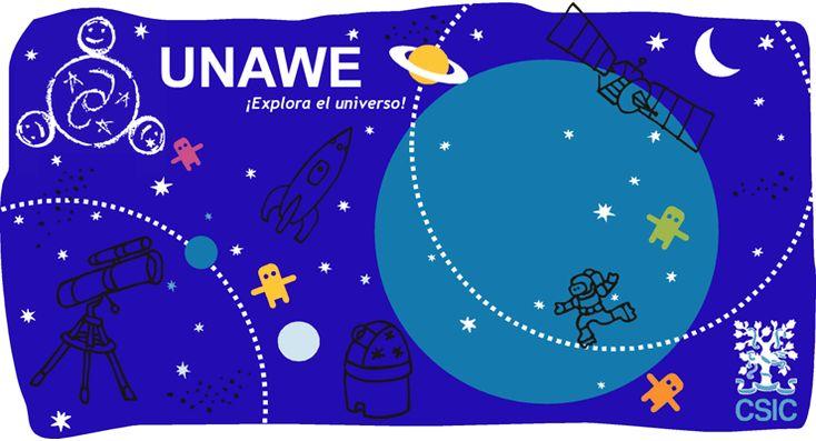 ¡EXPLORA EL UNIVERSO!