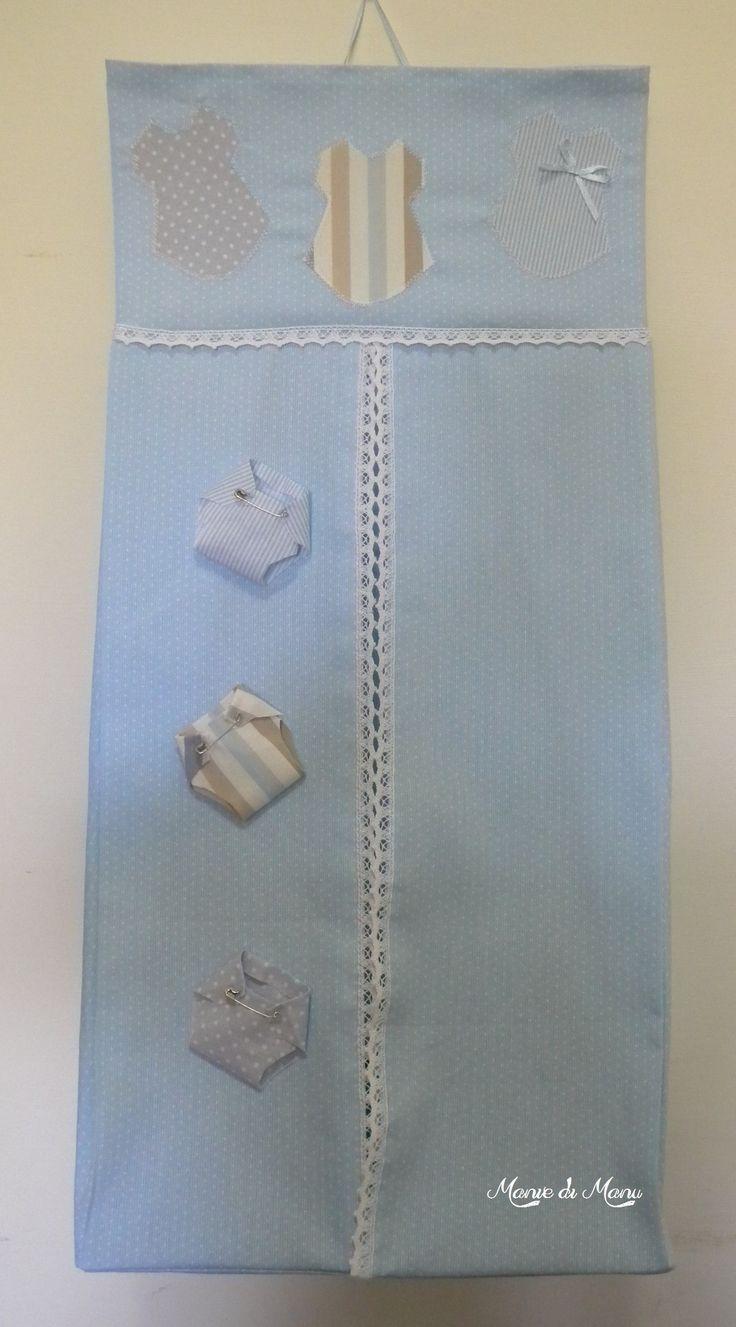 Oltre 1000 idee su porta pannolini di stoffa su pinterest - Porta pannolini ikea ...
