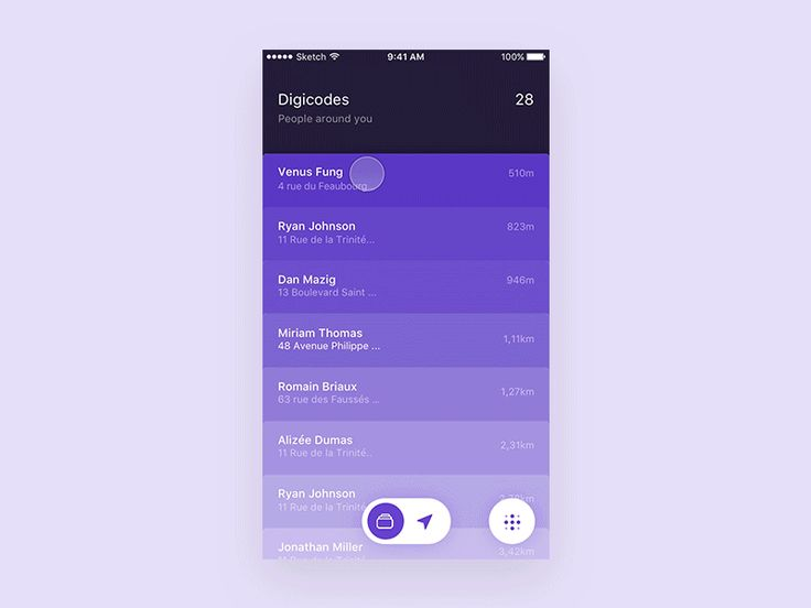 UI Interactions of the week #62