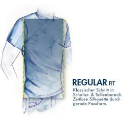 Pepe Jeans Herren Tshirt, Regular Fit, Baumwolle, weiß Pepe Jeans