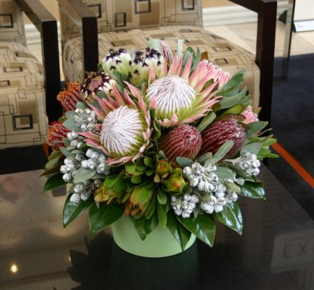 Native Arrangement - Corporate Flowers.