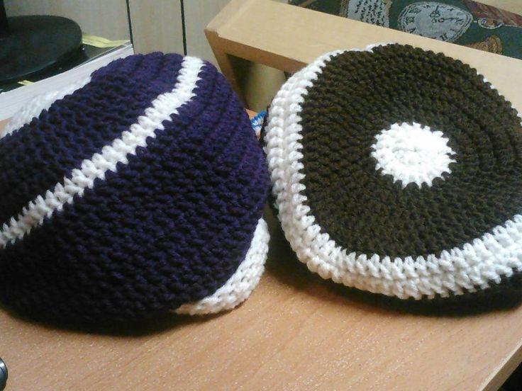 my pattern Beanie beret style