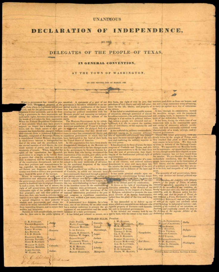 an analysis of grievances in the declaration of independence The stylistic artistry of the declaration of  the sole congressional paper before the declaration of independence to list grievances topically was the.