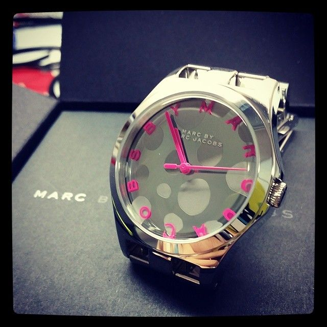 Marc Jacobs Watch❤