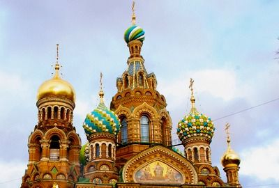 Saint Petersburg (Санкт-Петербург)