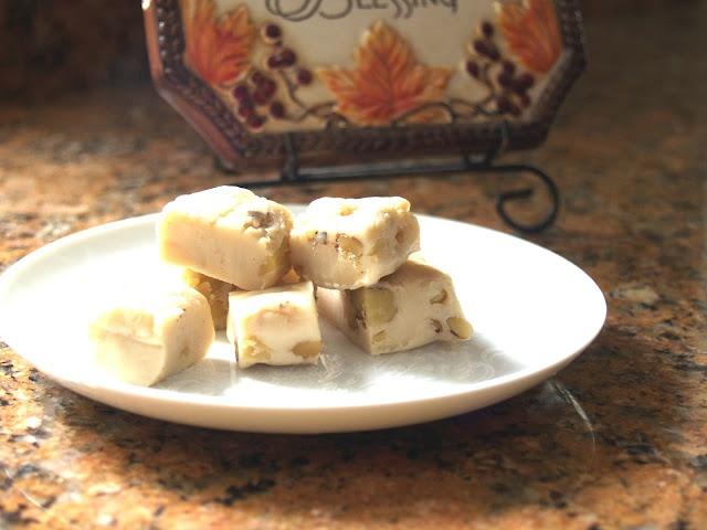 Boardwalk Quality Maple Walnut Fudge Recipe — Dishmaps