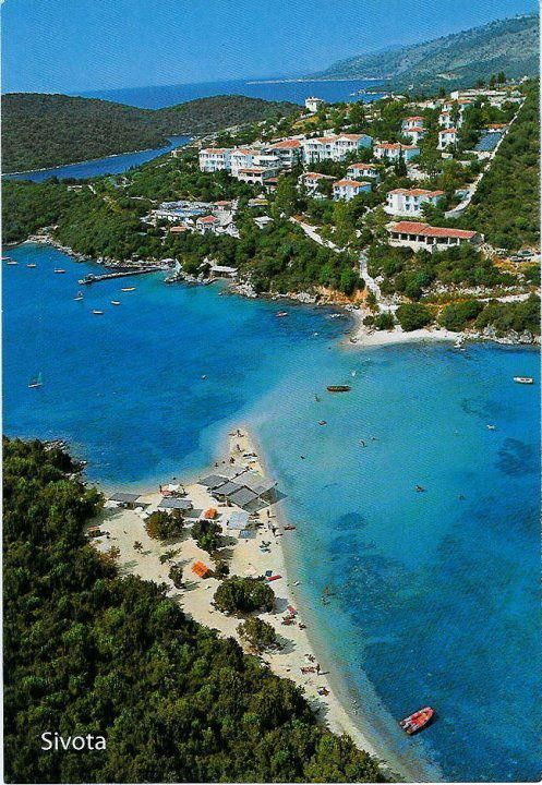 Syvota, Thesprotia pref., Greece