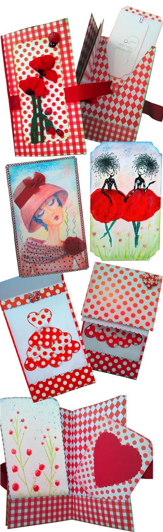 poppies mini album