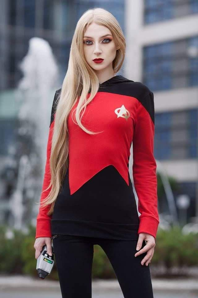 All Sci-Fi :: View topic - Star Trek Cosplay photos | Star