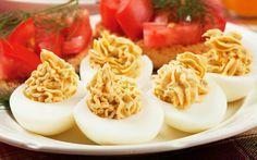 Yumurta Dolması Tarifi
