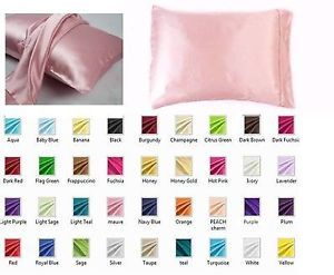 SILK PILLOW CASES