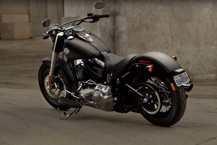 New Harley Softail
