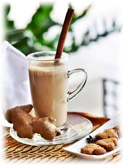 Bajigur is the name of a hot beverage from West Java, Indonesia. The local population, the Sundanese, likes to drink bajigur when the temperatures are decreasing