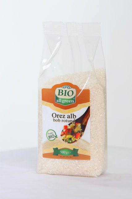 Orez bio alb, bob rotund http://www.cosulbio.ro/cumpara/orez-bio-alb-bob-rotund-515653