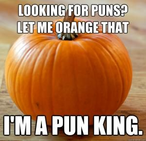 36 entries are tagged with pumpkin puns. 1. Teenage Mutant Ninja Turtles Krang-O-Lantern
