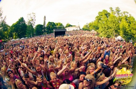 Summer Up Festival in Lahti