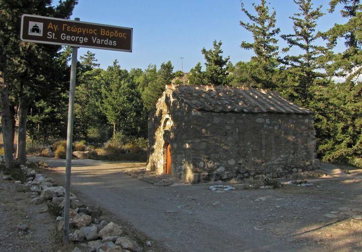 Church of Saint George of Vardas - Churches in Rhodes