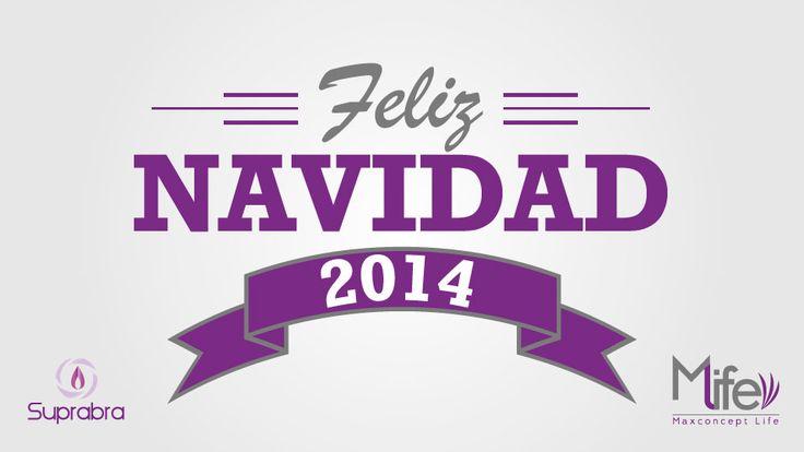 #FelizNavidad de parte del equipo de Maxconcept Life. www.suprabra.com