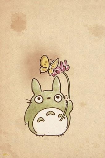15 best Totoro ♡ images on Pinterest   Studio ghibli, My neighbor ...