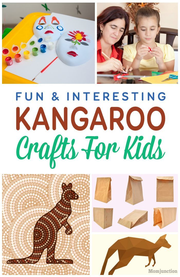 4 Fun & Interesting Kangaroo Crafts For Your Kids: Momjunction is here to talk about kangaroo crafts for kids, and how they are a fun and engaging activity. So, read on for some amazing ideas below #KidsCrafts