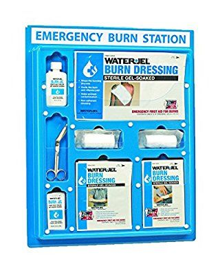 Medique Products 86802 Large Water Jel Emergency Burn Station