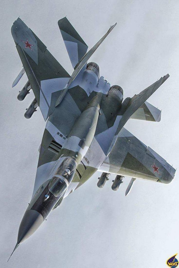 Mikoyan MiG-29SMT Russian Air Force. <3 Mother Russia<3 - Mermaid's Thailand God Bless you - Google+
