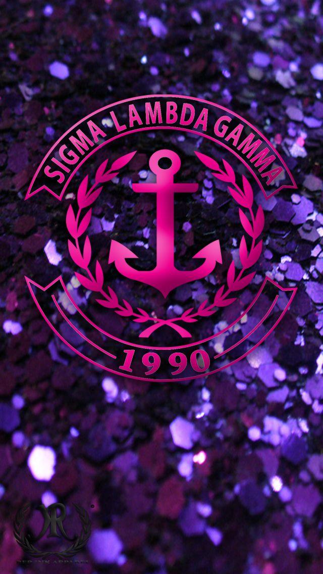 Sigma Lambda Gamma (SLG) Wallpaper RepInkApparel.com