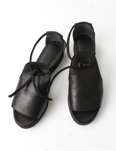 Creatures of Comfort Lee Sandals - Black